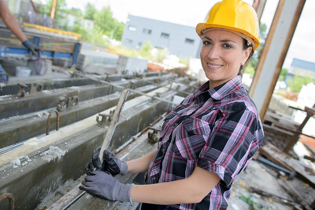 Why There Should Be More Tradeswomen